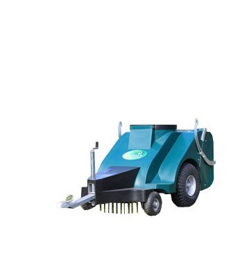 paddock groomer for picking up manure out of paddocks